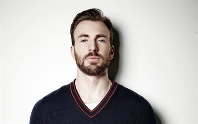 Chris Evans, american actor, portrait, photoshoot, popular actors