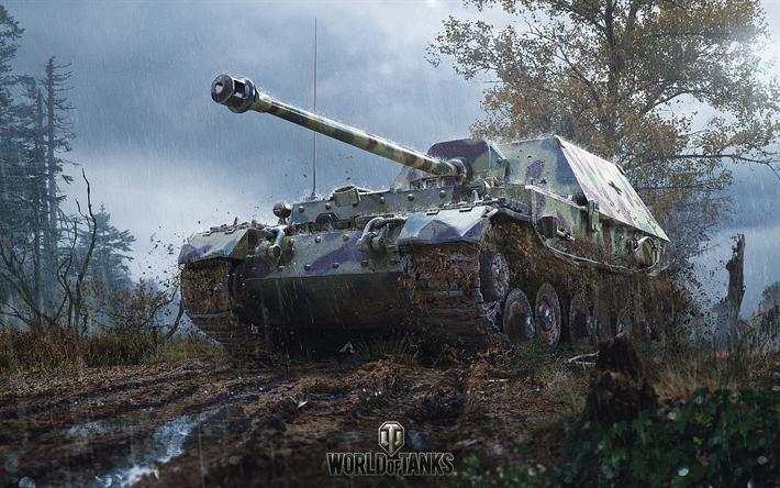 Download wallpapers world of tanks wot gw tiger geschutzwagen wallpapers games altavistaventures Image collections