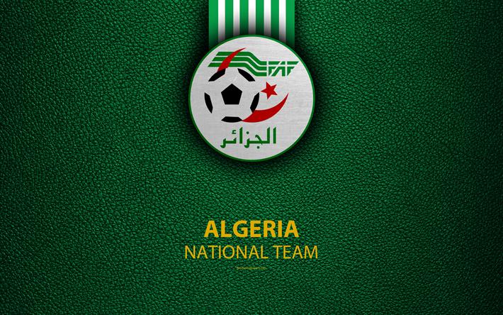 Fond D Écran Algerie télécharger fonds d'écran l'algérie équipe nationale de football, 4k