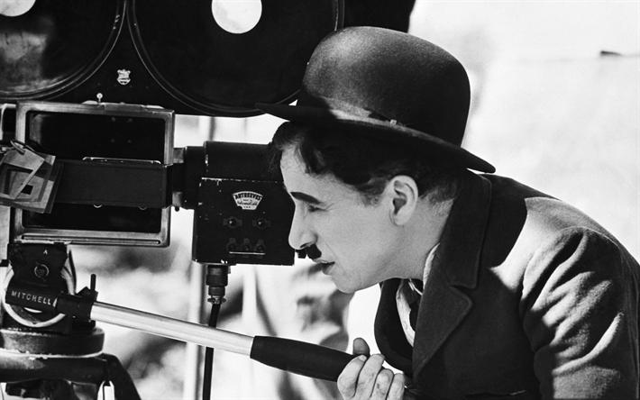Download Imagens Charlie Chaplin O Ator Americano Retrato Foto