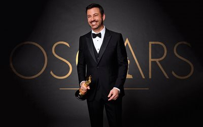 Jimmy Kimmel, Oscar 2017, television host, celebrity
