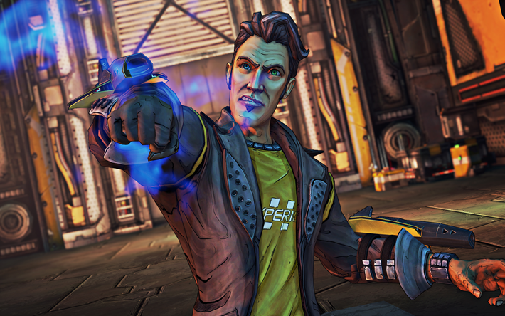 Download Wallpapers Borderlands 3 Jack Handsome Jack
