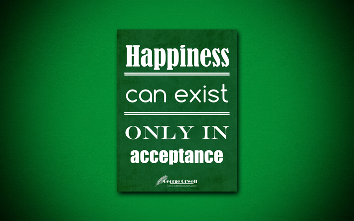 Download Wallpapers 4k Happiness Can Exist Only In