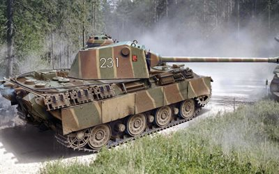 Panther II, German tank, World of Tanks, Germany, tanks, popular games