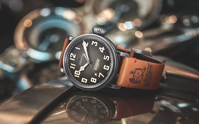 Zenith, Distinguished Gentlemans Ride, Swiss Watches, modern stylish watches, The limited-edition