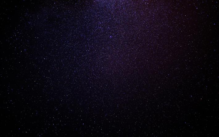 Scarica Sfondi Cielo Stellato 4k Notte Cielo Galassia Per