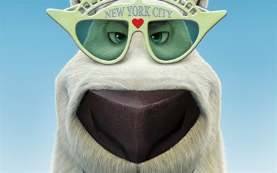 Norm of the North, 2016, bear, New York, animated film
