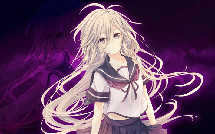 IA, abstract art, Vocaloid Characters, manga, Vocaloid, IA Vocaloid