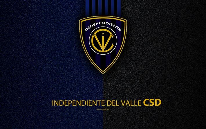 Download Wallpapers Csd Independiente Del Valle 4k Leather Texture