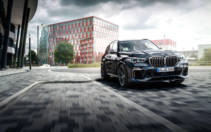 Download Wallpapers 4k Ac Schnitzer Tuning Bmw X5 Acs5