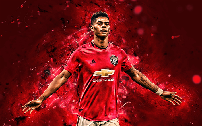 Download Manchester United Wallpaper 2020 Rashford