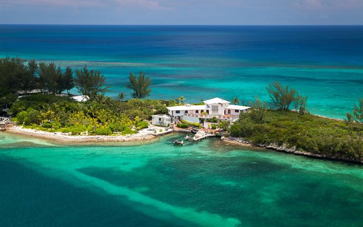Nau Atlantic Ocean Tropical Island
