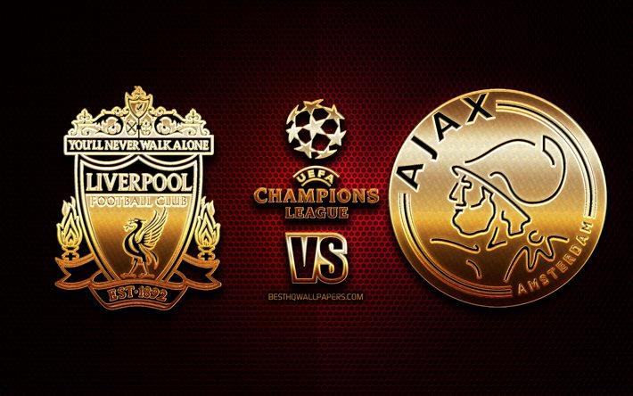 Download wallpapers Liverpool vs Ajax, season 2020-2021 ...