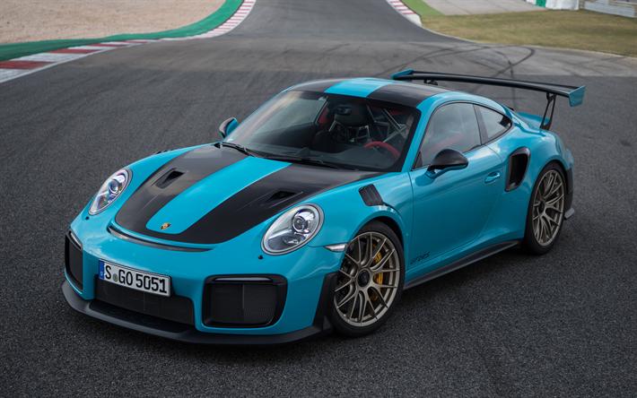 Descargar Fondos De Pantalla 4k El Porsche 911 Gt2 Rs