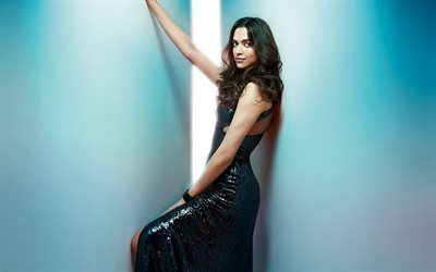 Deepika Padukone, Indian woman, Indian actress, brunette