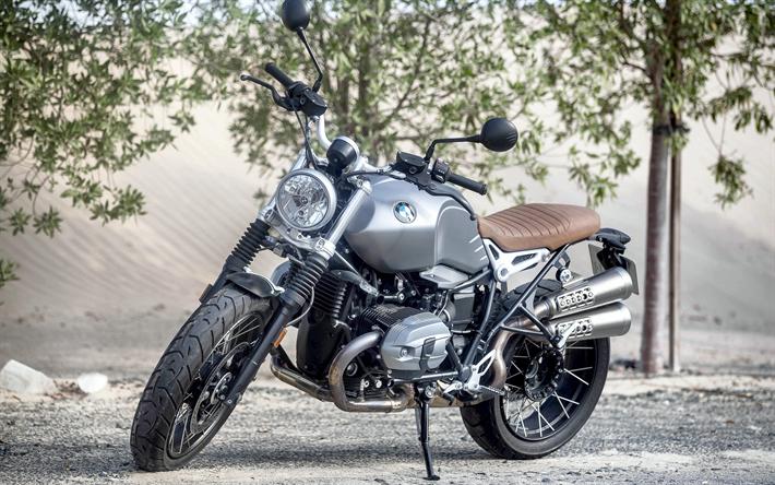 Download Wallpapers Bmw R Ninet Scrambler 2017 4k R Series Cool Motorcycle German Motorcycles Bmw For Desktop Free Pictures For Desktop Free