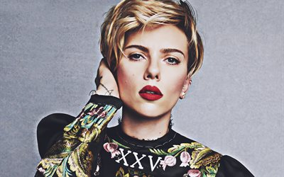 Scarlett Johansson, 2019, portrait, Hollywood, american actress, beauty, Scarlett Ingrid Johansson, american celebrity, Scarlett Johansson photoshoot