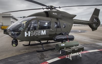 Airbus H145M, askeri helikopter, H145M, Airbus, NATO