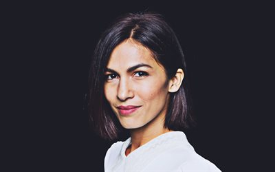 Elodie Yung, 2019, french actress, beauty, brunette, french celebrity, Elodie Yung photoshoot