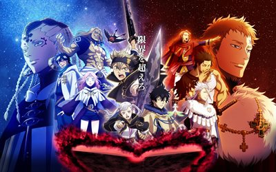 Download Wallpapers Black Clover All Characters Art Japanese Anime Asta Yuno Noelle Yami Sukehiro Charmy Papittoson Julius Novachrono Vanessa Enoteca For Desktop Free Pictures For Desktop Free #his face though #black clover #julius novachrono #charmy pappitson #yami sukehiro #anime #black clover anime #anime funny #anime screencap #anime screenshot. download wallpapers black clover all