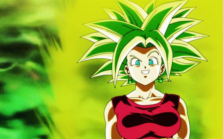 Télécharger Fonds D écran Kefla Dragon Ball Z Super Saiyan