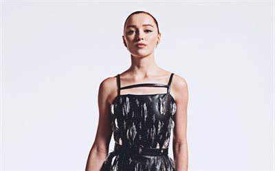 Phoebe Dynevor, 4k, 2021, english actress, Critics photoshoot, Phoebe Harriet Dynevor, english celebrity, Phoebe Dynevor photoshoot