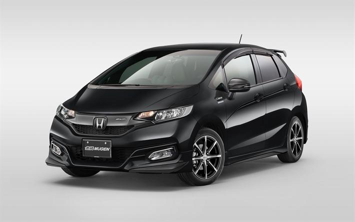 Logbook Honda Fit Mugen Edition: Descargar Fondos De Pantalla Honda Fit Híbrido 2018 Coches