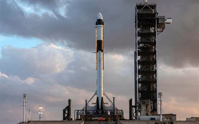 Falcon 9, SpaceX, United States, Orbital launch vehicle, rocket launch, spacecraft, USA
