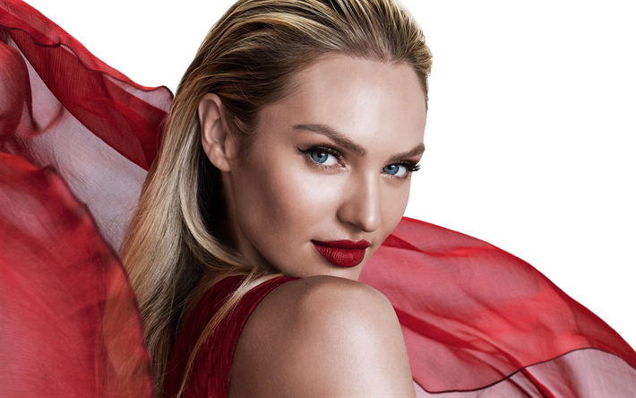 Candice Susan Swanepoel - Sudafrica Thumb2-candice-swanepoel-portrait-south-african-supermodel-photo-shoot-red-dress