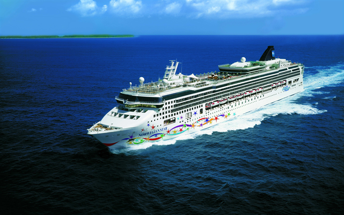 Download Wallpapers Ncl Norwegian Star 4k Cruise Ship Sea Norwegian Star Norwegian Cruise Line For Desktop Free Pictures For Desktop Free