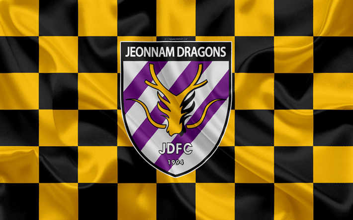 Download wallpapers Jeonnam Dragons FC