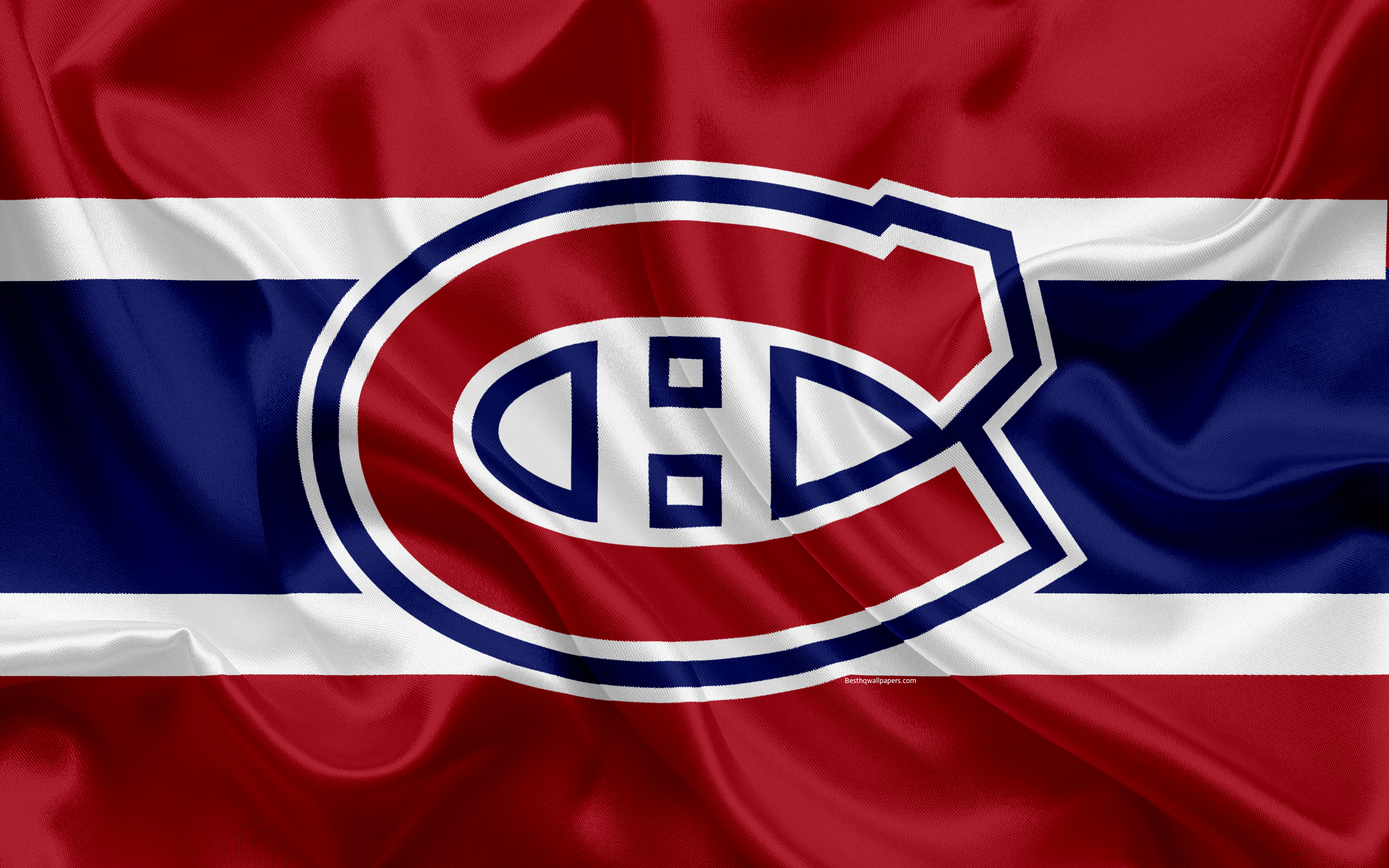 Download wallpapers montreal canadiens hockey club nhl emblem logo national hockey league - Logo des canadiens de montreal ...