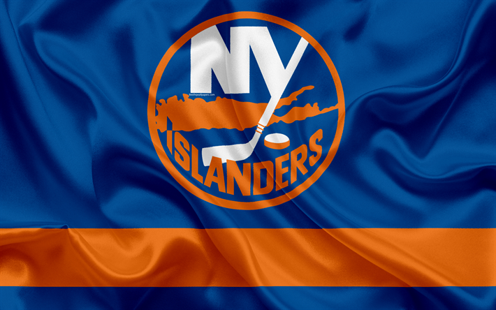 buy online 72ac0 086da Download wallpapers New York Islanders, hockey club, NHL ...
