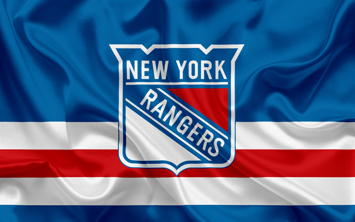 New York Rangers, hockey club, NHL, emblem, logo, National Hockey League
