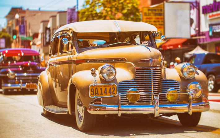Download Wallpapers Chevrolet Ka 1940 Retro Cars Cuba
