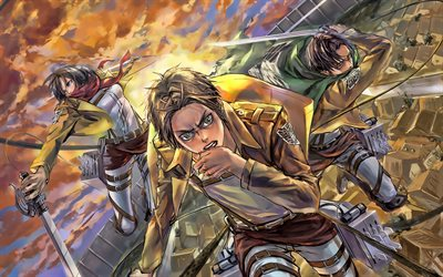 Download Wallpapers Eren Jaeger For Desktop Free High Quality Hd Pictures Wallpapers Page 1