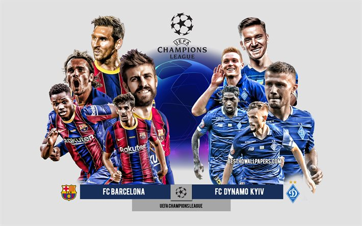 download wallpapers fc barcelona vs dynamo kiev group g uefa champions league preview promotional materials football players champions league football match fc dynamo kiev fc barcelona for desktop free pictures for desktop besthqwallpapers