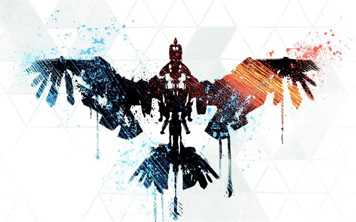 Download Wallpapers Horizon Zero Dawn 4k 2017 Games Art RPG Action For Desktop Free