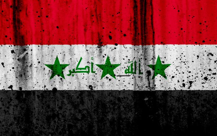 Irak Lippu