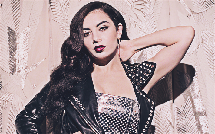 Charli XCX, 4k, Galore Magazine, british singer, photoshoot, superstars, Charlotte Emma Aitchison, beauty