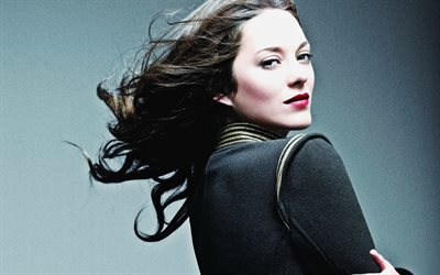 Marion Cotillard, french actress, portrait, hollywood, photoshoot, Cotillard, beautiful french woman