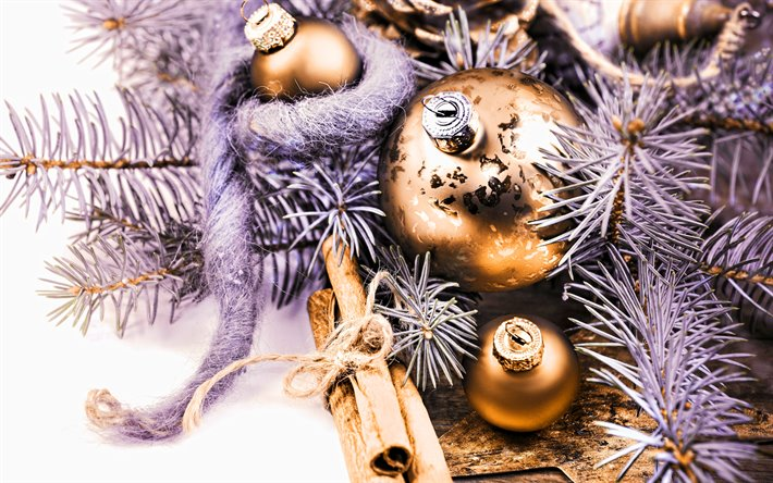 download wallpapers golden christmas balls 4k xmas decorations new year winter christmas background christmas decorations golden xmas balls for desktop free pictures for desktop free download wallpapers golden christmas