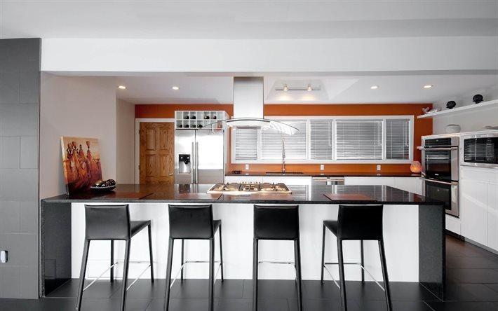 modern kitchen wallpaper download - photo #12