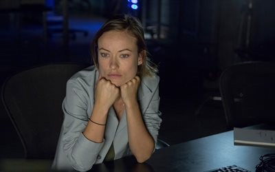 The Lazarus Effect, Olivia Wilde, Zoe, American actress, portrait