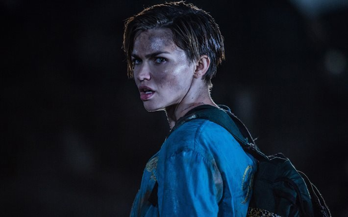 Ruby Rose Resident Evil The Final Chapter Wallpaper 11863: Download Wallpapers Resident Evil, The Final Chapter, 2016