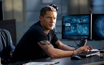 This Means War, Tom Hardy, Tak Henson, thriller