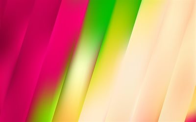colorful lines, art, material design, creative, geometry, striped background