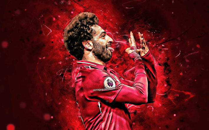 Celebration Mohamed Salah Wallpapers