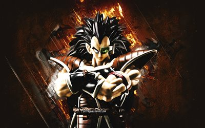 Raditz, Dragon Ball Z, personnages d'anime, personnages de Dragon Ball, Raditz Dragon Ball