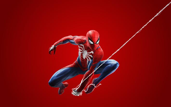 Descargar Fondos De Pantalla Spider-Man, 2018, Ps4